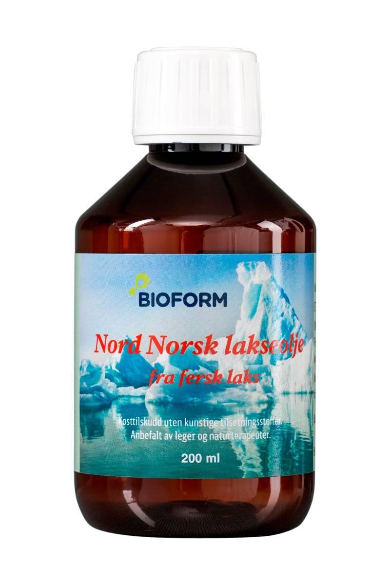 Nord Norsk Laxolja (200 ml)