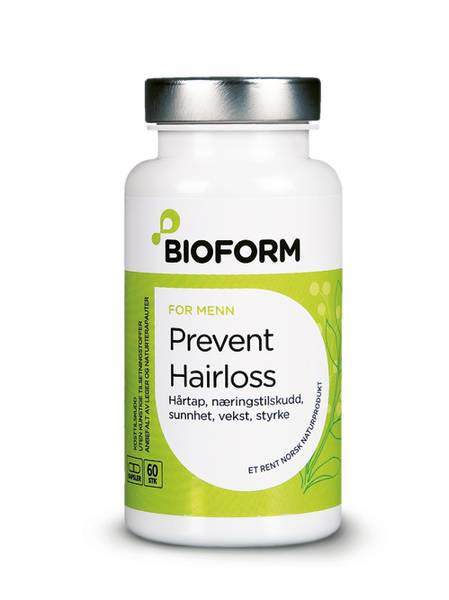 Bilde av Bioform® Prevent Hairloss