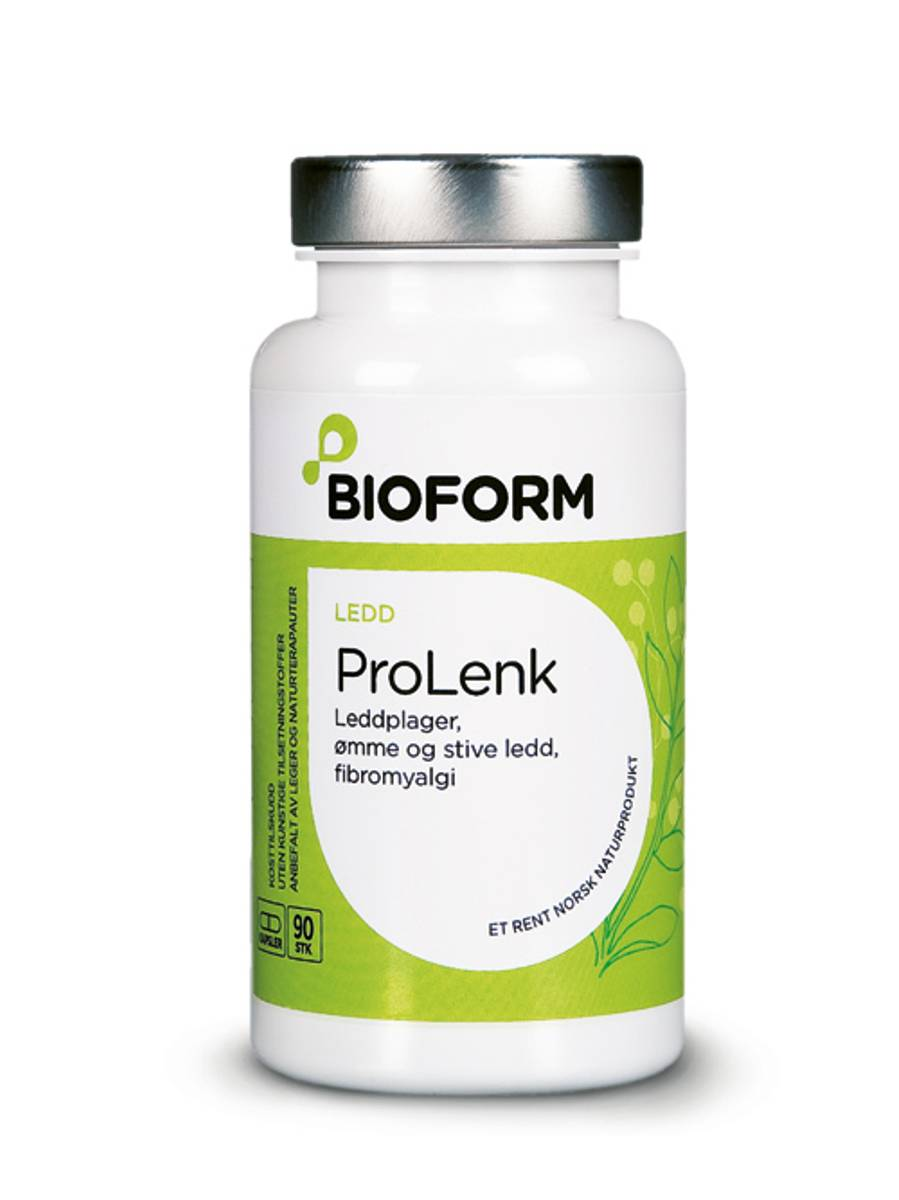 Bioform® ProLenk (90 kapslar)
