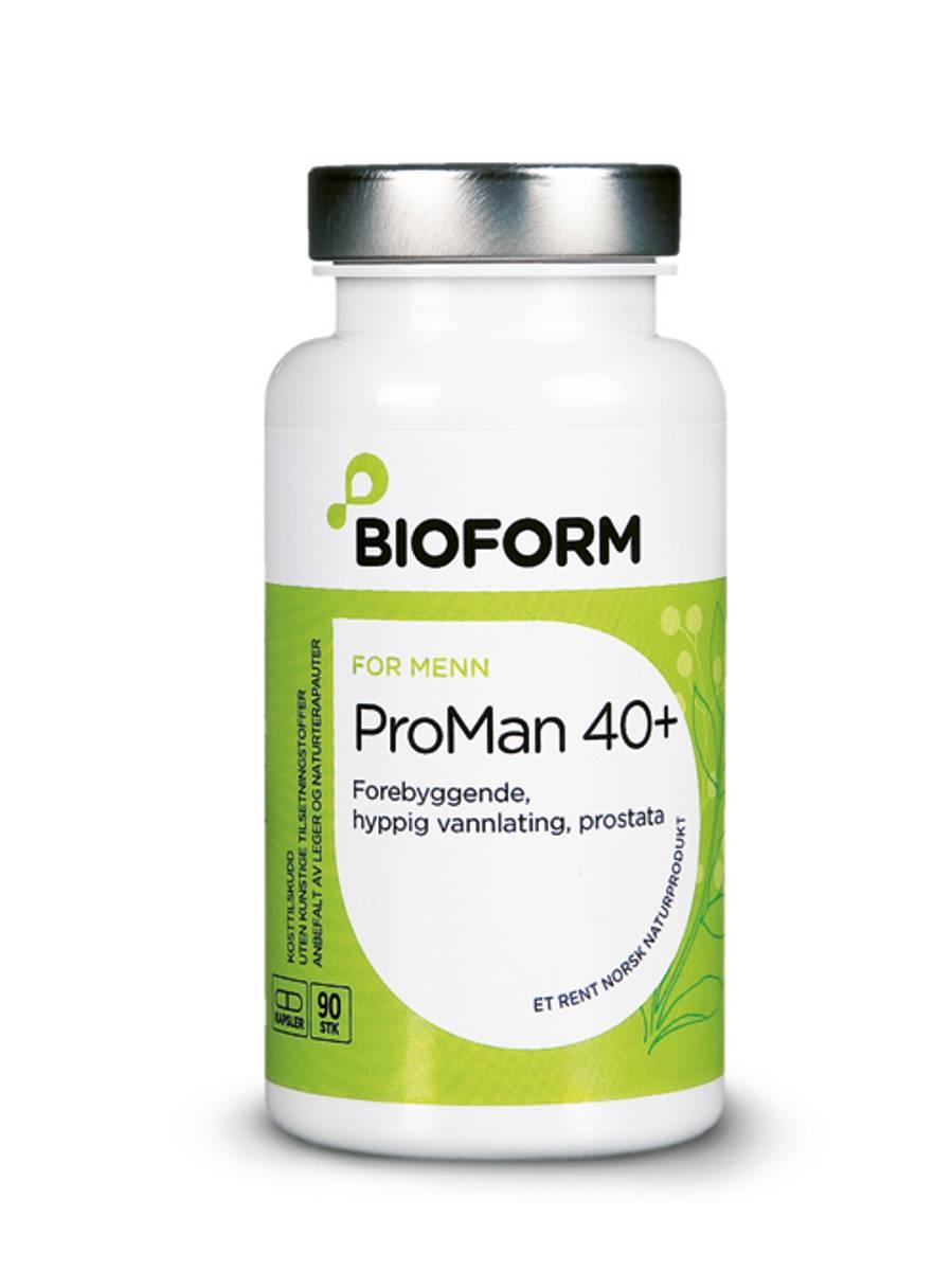 ProMan 40+