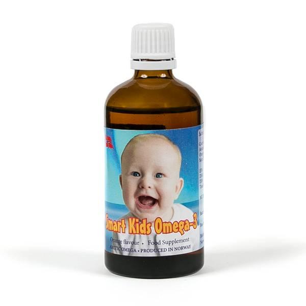 Bilde av Bioform® Smart Kids Omega -3