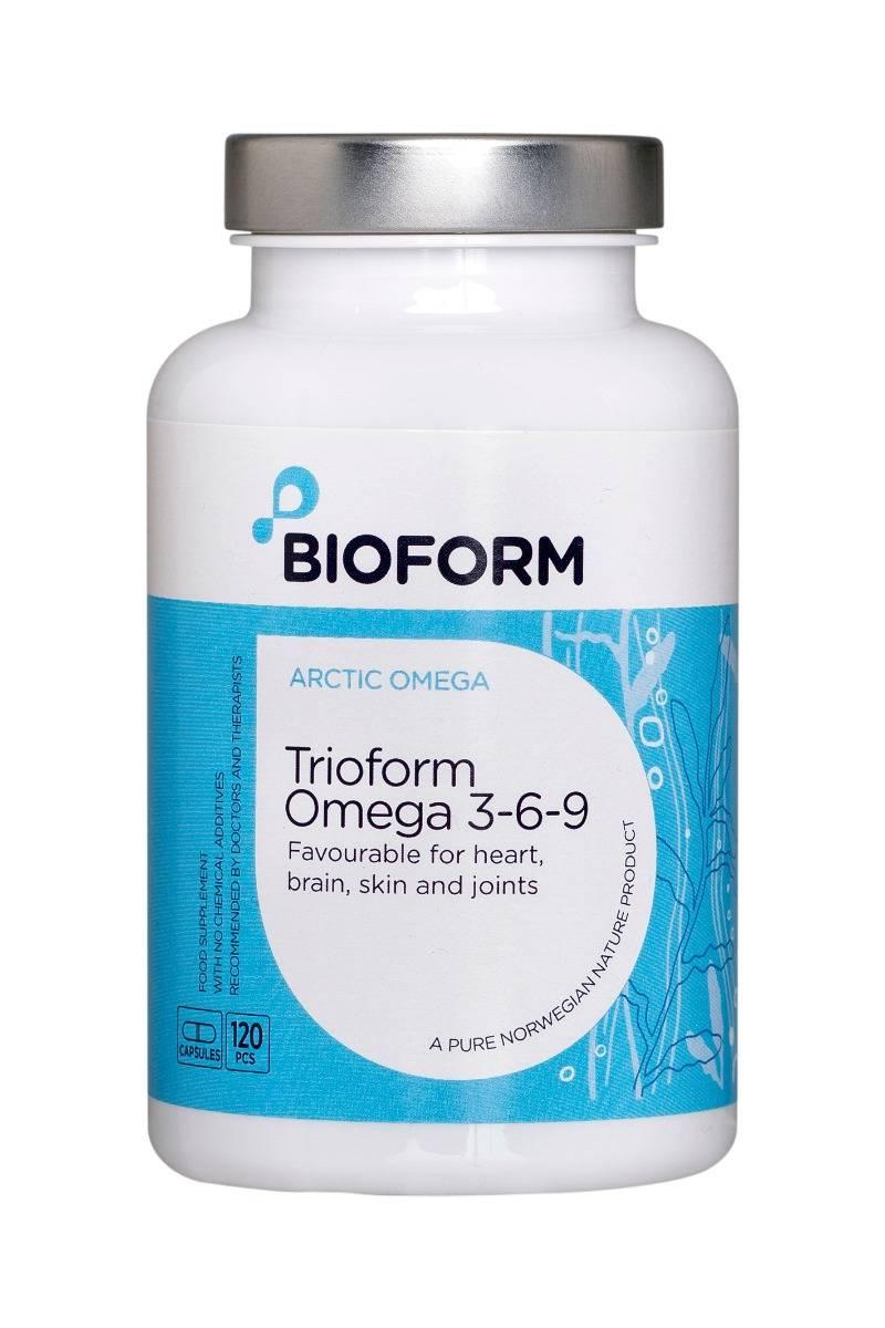 Bioform® Trioform Omega 3-6-9