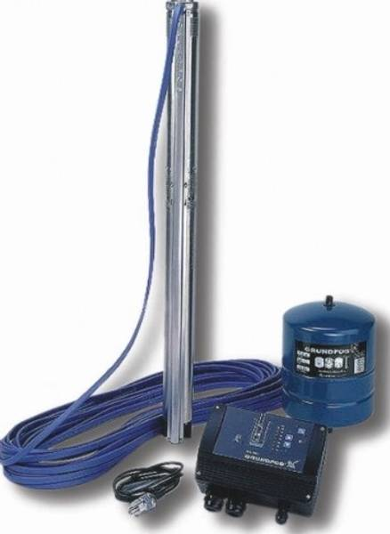 Bilde av SQE 2-70 - 60 meter komplett med styreboks el kabel 60m