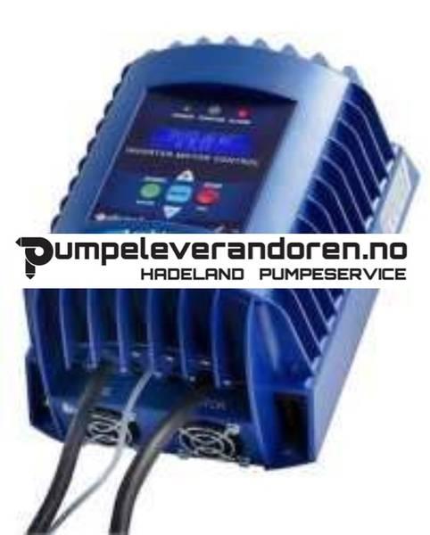 Bilde av Frekvensomformer 2.2 kW 3x230V/400V  vannpumpe