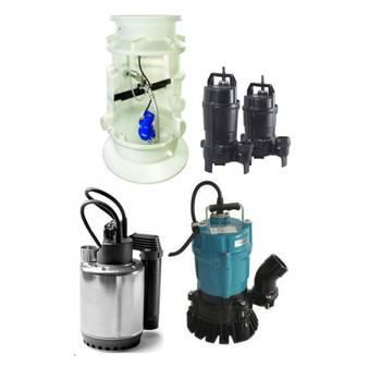 Infiltrasjon-spredegrøfter pumpe