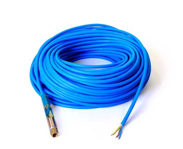 Bilde av EL-Kabel 20m - 1fas
