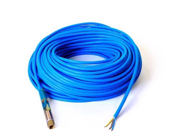 Bilde av EL-Kabel 100m - 1 fas 4mm2