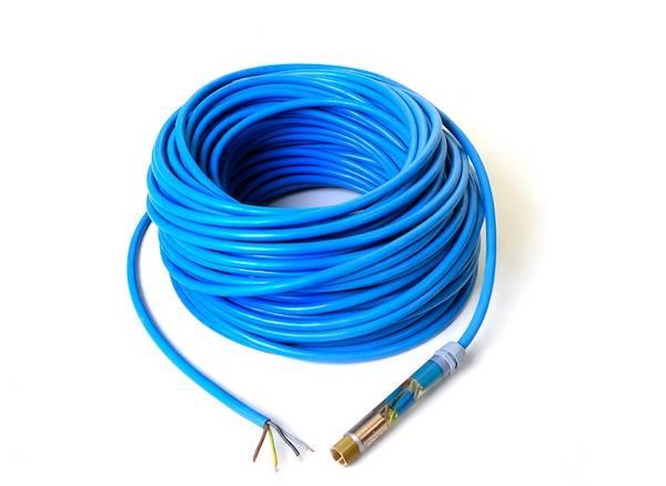 Bilde av EL-Kabel 120m - 3 fas