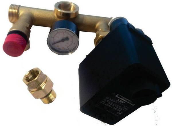 Bilde av Tankpakke til trykktank