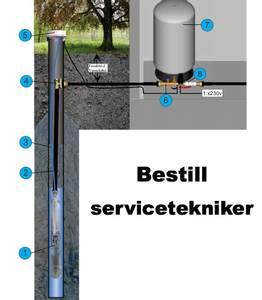 Bilde av Servicetekniker