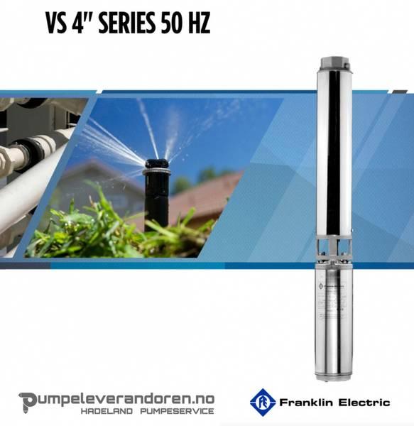 Bilde av VS 2/14 0,75 kW.  3x230V