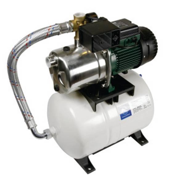 Bilde av Vannpumpe 6 bar 20 liter Aquajet Inox 112 M