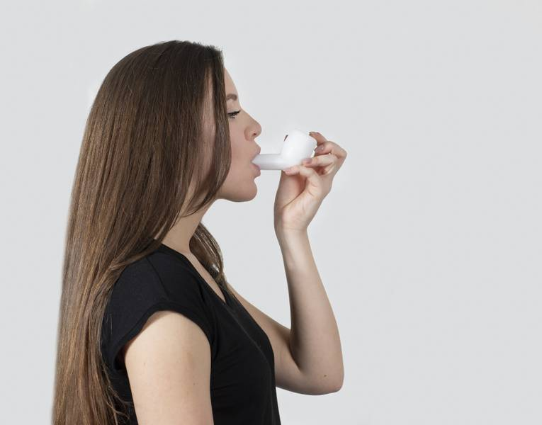 Flutter mucus clearance