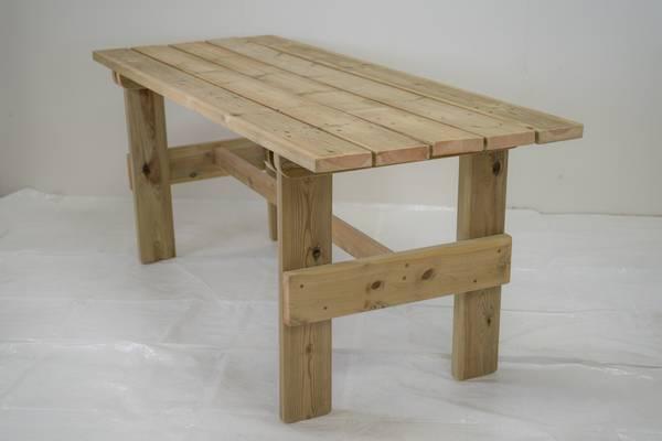 Vennebenken, bord