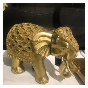 Bilde av Elefant med speildekor