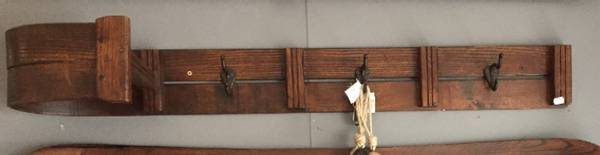 Knaggerekke Kjelke - med hylle