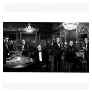 Bilde av Glassbilde James Bond - All