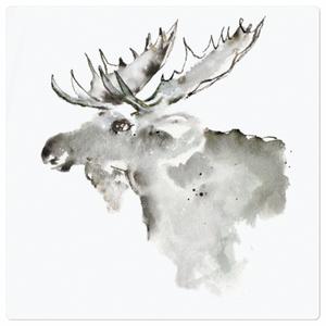 Bilde av  Skogens Konge - Kunsttrykk