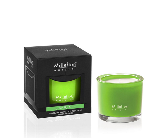 Millefiori Milano Natural - Green Fig & Iris