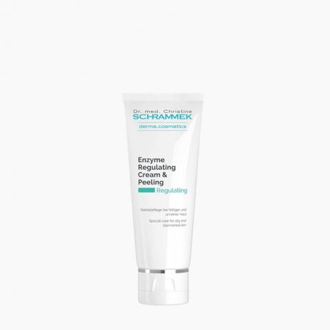 Bilde av Dr. Schrammek- Enzyme Regulating Cream & Peeling