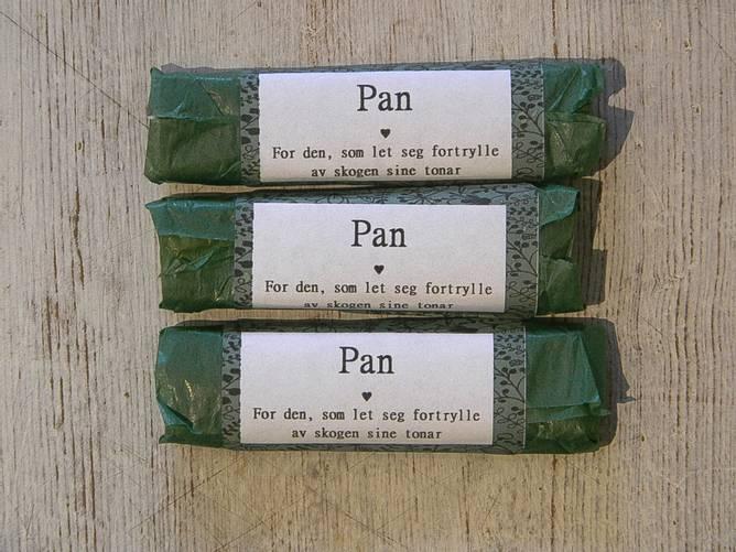 Bilde av Pan testar