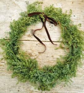 Bilde av Materialpakke ring i squarrosa sypress