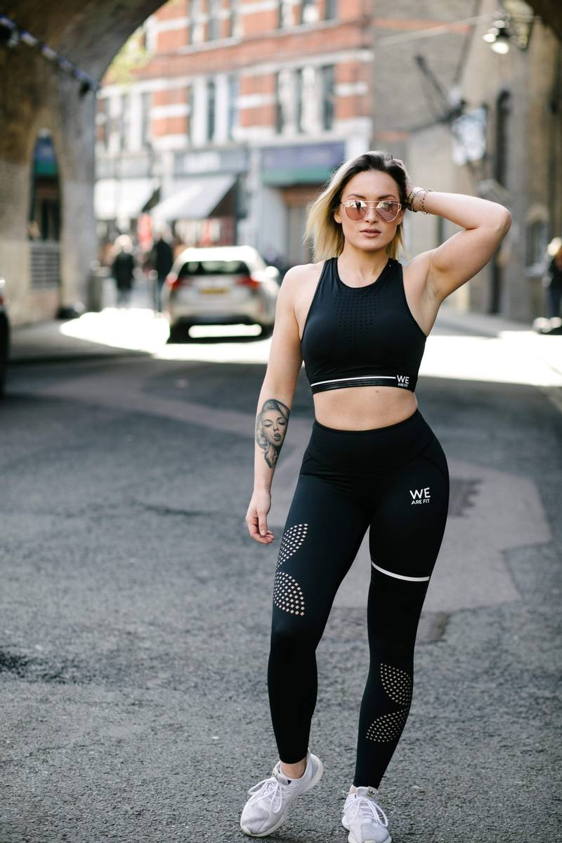 We Are Fit Ultramesh Free Top