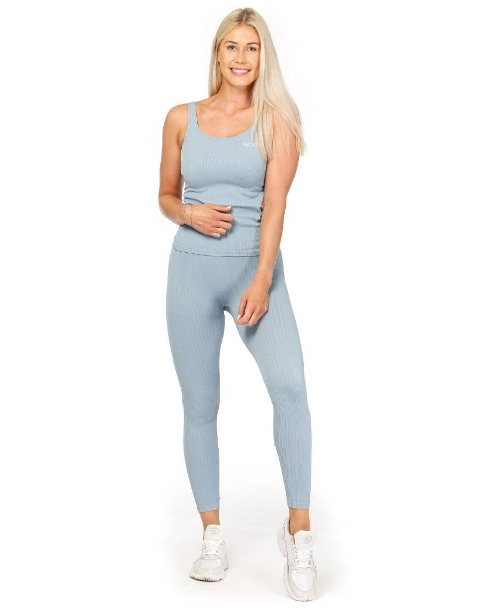 We Are Fit Tank Horizon Ribbed Seamless