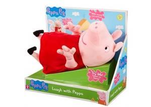 Bilde av Peppa Pig Laughing Peppa Plush