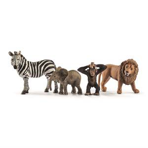 Bilde av schleich startsett wild life dyr