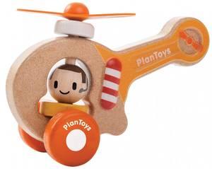 Bilde av PlanToys Helikopter i tre