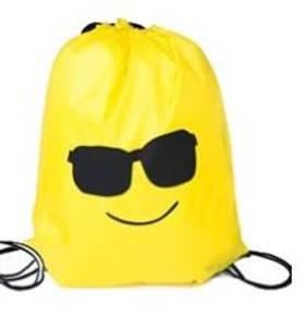 Bilde av Gymbag - Smiley solbrille