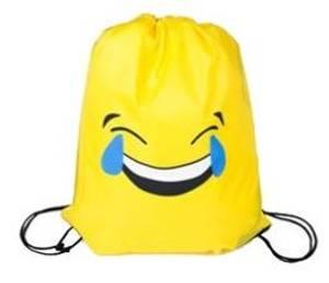 Bilde av Gymbag - Smiley latter