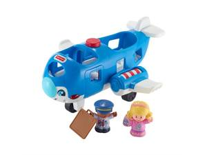 Bilde av Fisher price LP Travel Together Airplane NO