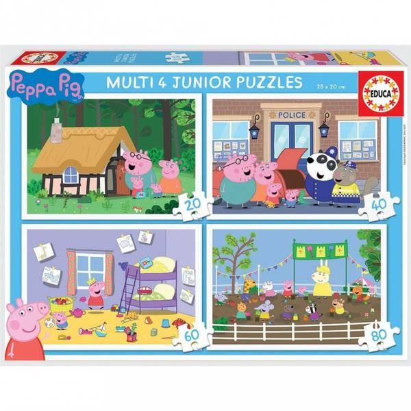 Educa  Peppa Pig Multi Junior