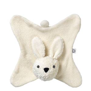 Bilde av FRANCK & FISCHER Anika off-white kanin koseklut