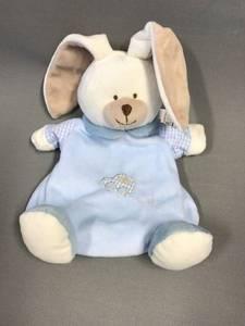 Bilde av Maximo kluseklut blå bamse