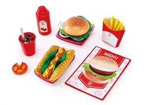 Bilde av Hape Fast Food Set
