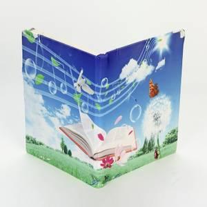 Bilde av Musikk - elastisk bokbind