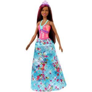 Bilde av Barbie dreamtopia prinsesse med svart hår
