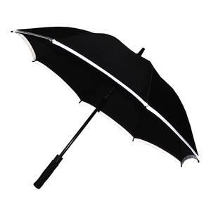 Bilde av Karbon paraply med firmalogo