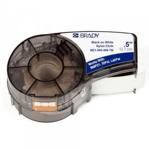 Bilde av Nylon etikett kasett til Brady BMP 21-Plus etikett printer - Hvi