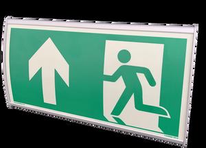 Bilde av Aluminiumsramme for nødutgangsskilt