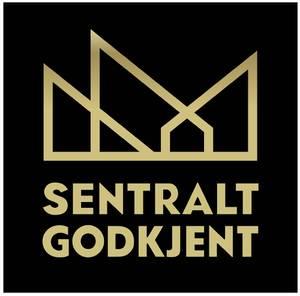 Bilde av Sentralt godkjent logo - Godkjenningsmerke