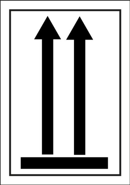 Orienteringspiler for merking av Farlig Gods