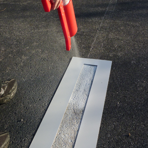 Bilde av Sjablong for oppmerking av parkeringsplasser
