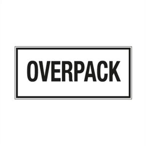 Bilde av Overpack - ADR merking av farlig gods