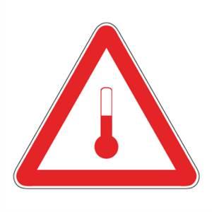 Bilde av Oppvarmede produkter - ADR merking av farlig
