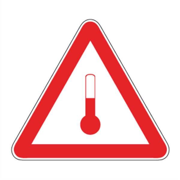 Oppvarmede produkter - ADR merking av farlig