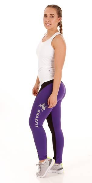 Dynamic Wow Purple Legging